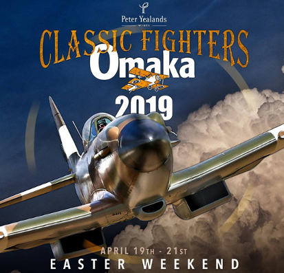 Omaka Classic Fighters 2019