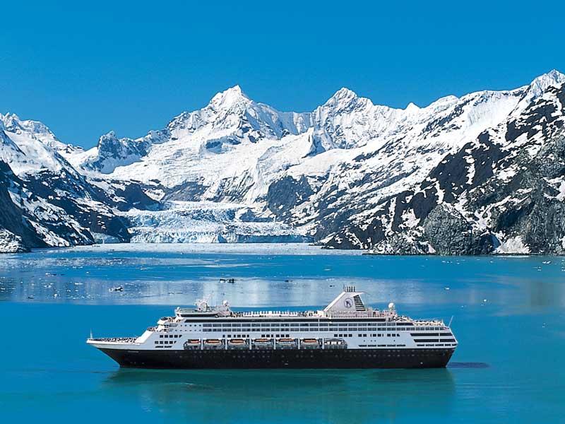 Torii Alaskan Cruise - Eurodam cruise ship